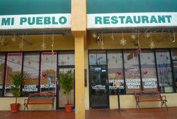 Mi Pueblo Restaurant Miami Menu