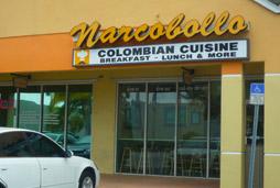 Narcobollo restaurant restaurantes colombianos en miami - Restaurante colombianos en madrid ...